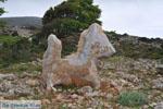 Stenen paard | Zuid Skyros foto 1 - Foto van De Griekse Gids