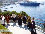 Traditionele dansen Cafetaria Kavos - Linaria Skyros
