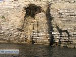 Typische rotsformaties Skyros | Griekenland - Foto van Kyriakos Antonopoulos