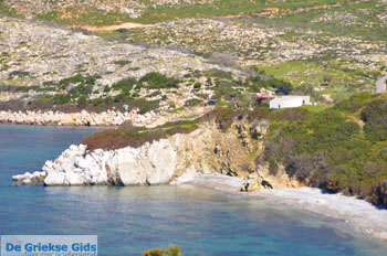 Bij Aghios Fokas | Skyros Griekenland foto 4 - Foto van De Griekse Gids