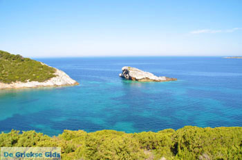 Bij Aghios Fokas | Skyros Griekenland foto 23 - Foto van De Griekse Gids