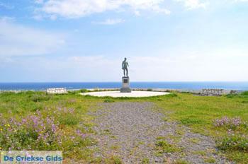 Plein der Poezie | Skyros stad | Griekenland foto 1 - Foto van De Griekse Gids
